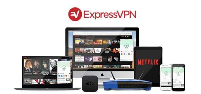 ExpressVPN Netflix devices