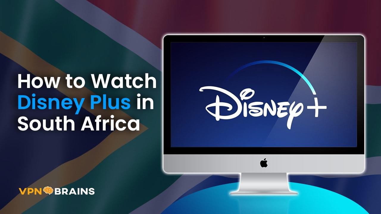 Disney Plus in South Africa