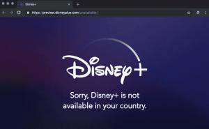 Disney+ streaming error