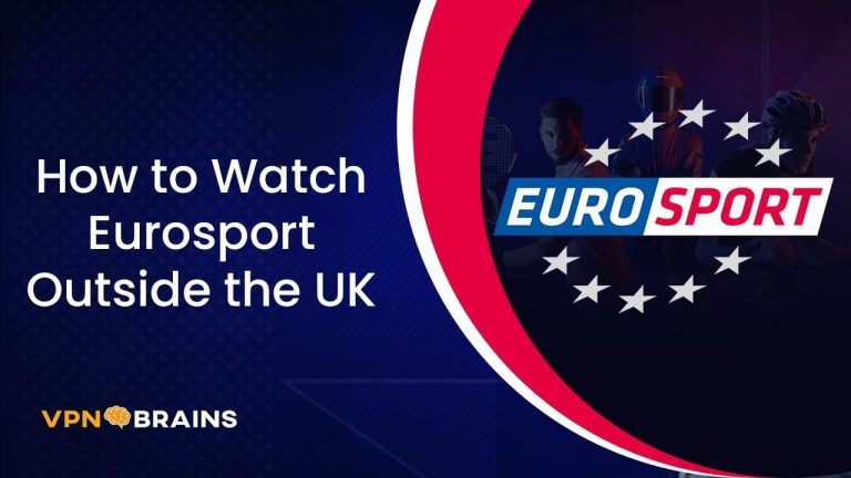 Watch Eurosport outside the UK