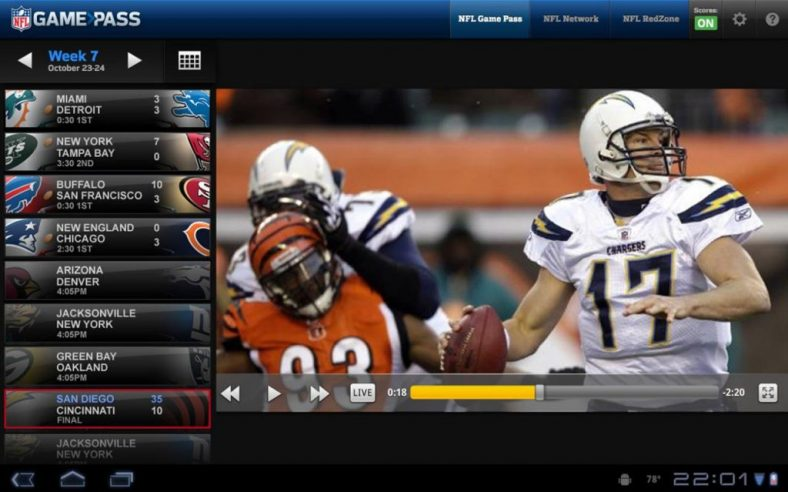 How to Watch NFL Game Pass in the US