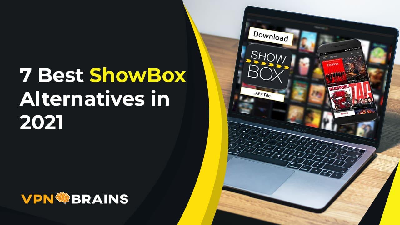 Best Showbox alternatives