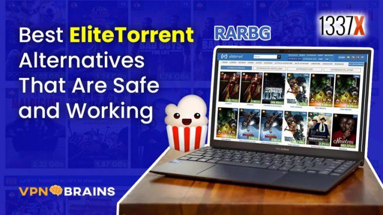 Best EliteTorrent alternatives