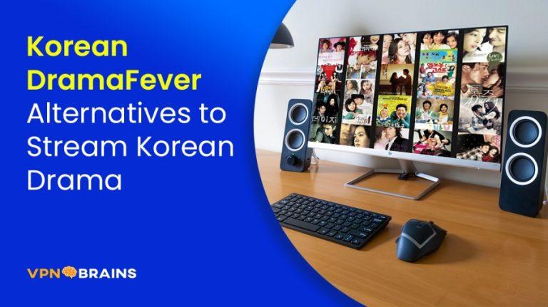 Korean DramaFever alternatives