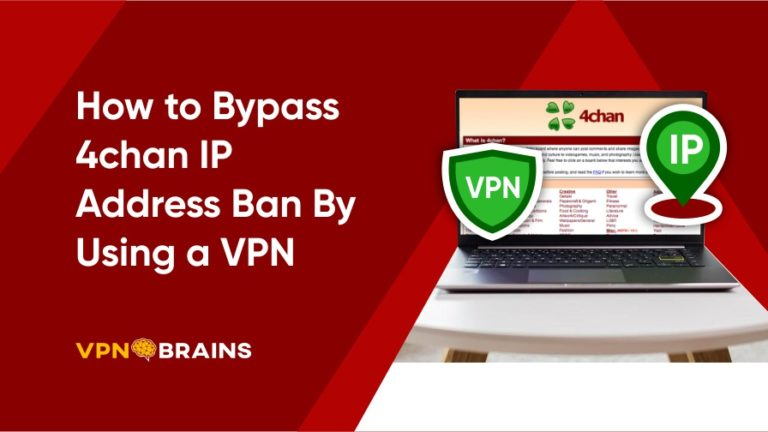 How to bypass 4chan IP address ban with a vpn