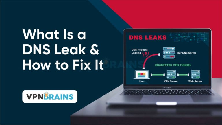 How to fix DNS leaks