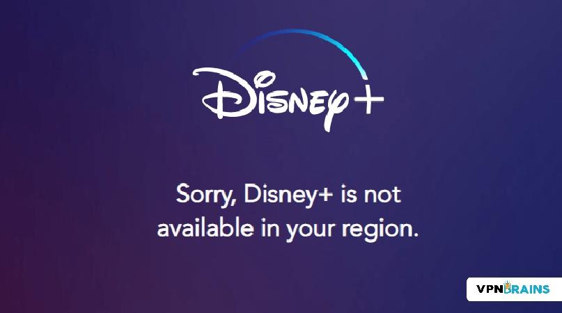 Disney Plus streaming error