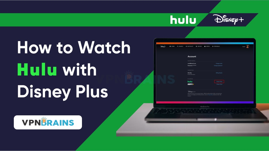 How to watch Hulu with Disney Plus