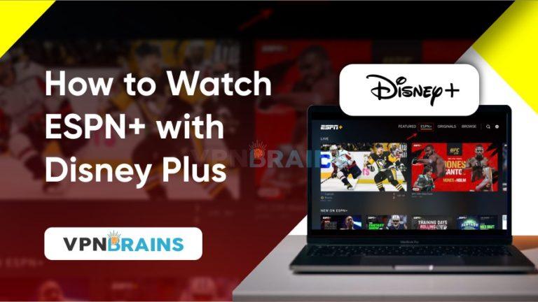 How to watch ESPN Plus with Disney Plus
